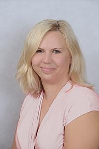 Agnieszka Kobylańska pielęgniarka