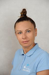 Anna Martyna fizjoterapeuta