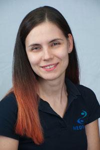 Magda Sylwestrzak fizjoterapeuta